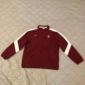 Central Washington state windbreaker